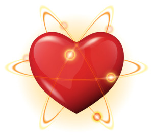 http://www.dreamstime.com/stock-image-3d-heart-protection-vector-icon-atom-power-image27334091